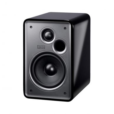 HECO Music Colors 100, high gloss black