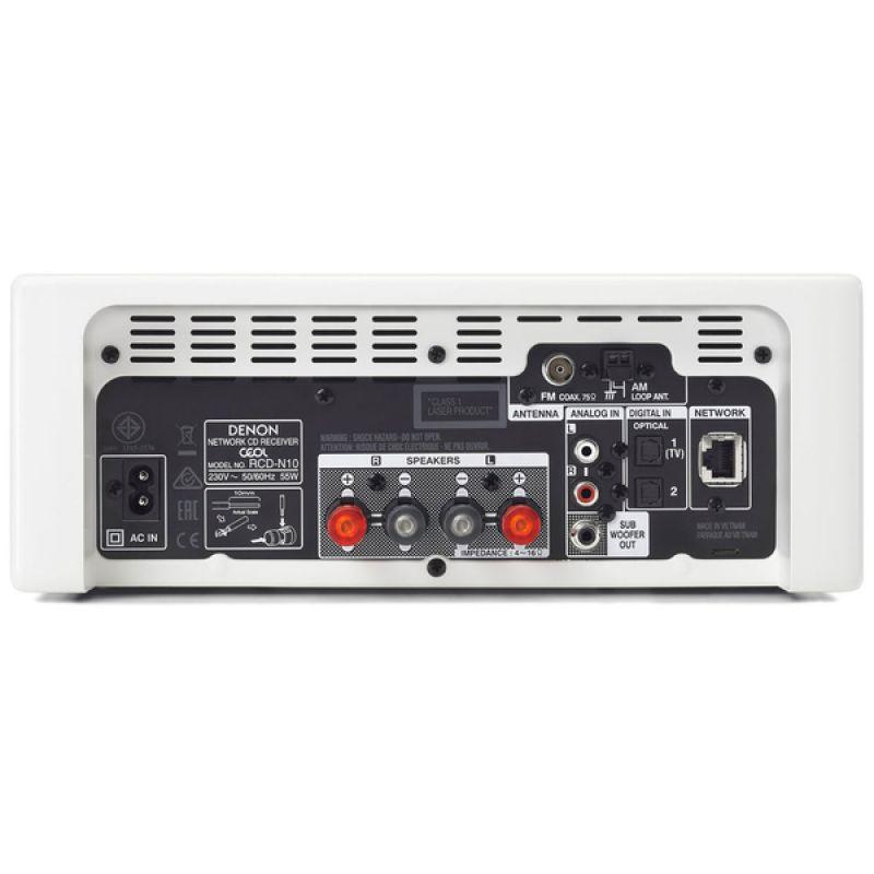 Denon CEOL N10 White