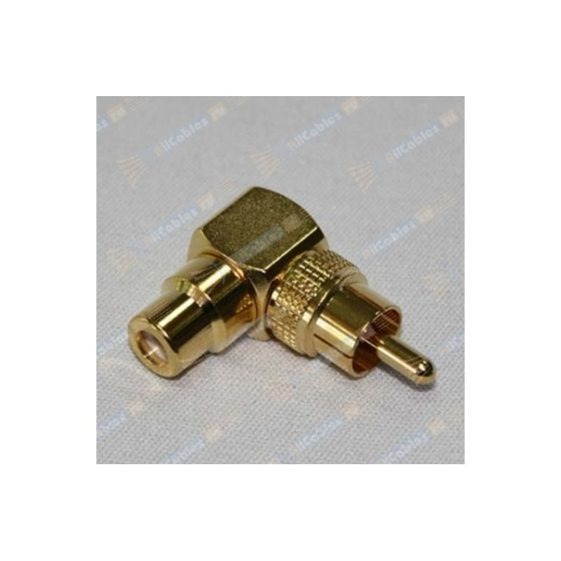 Переходник RCA - RCA DAXX T01